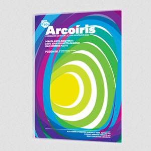 ARCOÍRIS - Podręcznik do nauki j. hiszpańskiego. Poziom B1-1